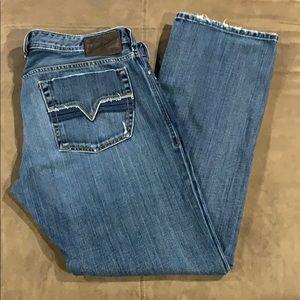 Ens Diesel Jeans Zatiny 38 38x32 Straight
